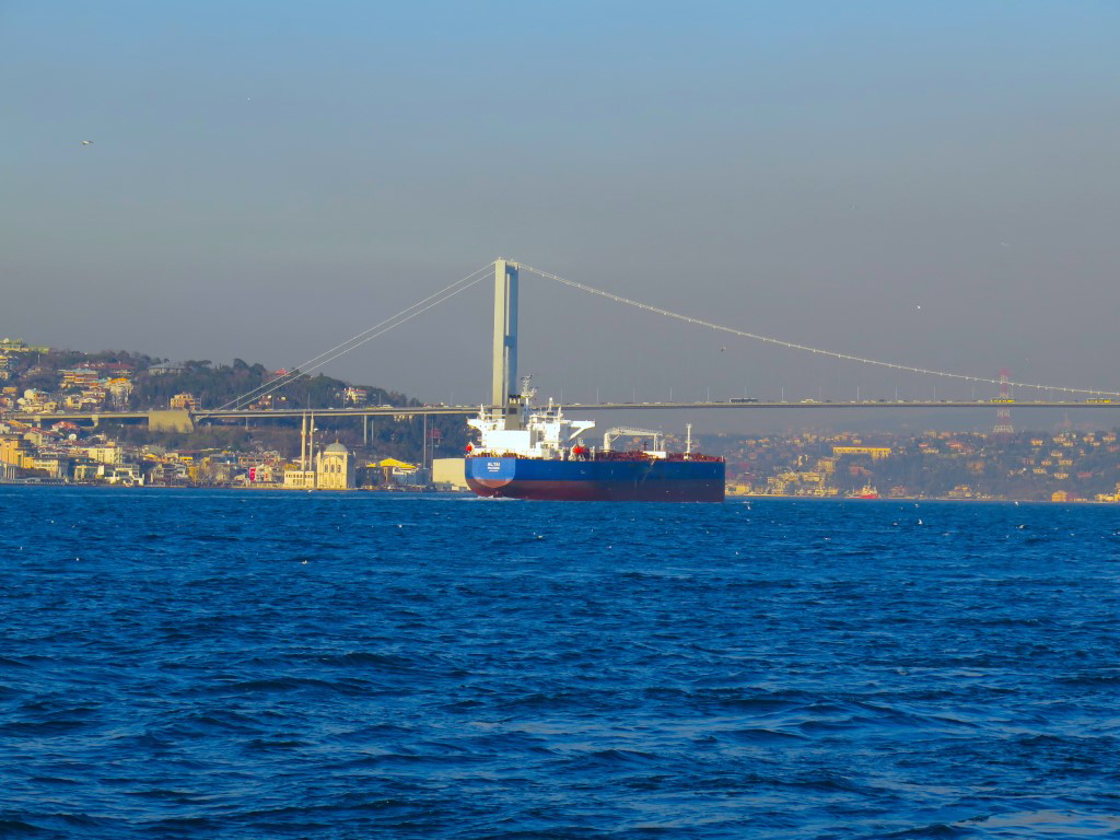 Transit Strait Passage Agency - Alize Shipping